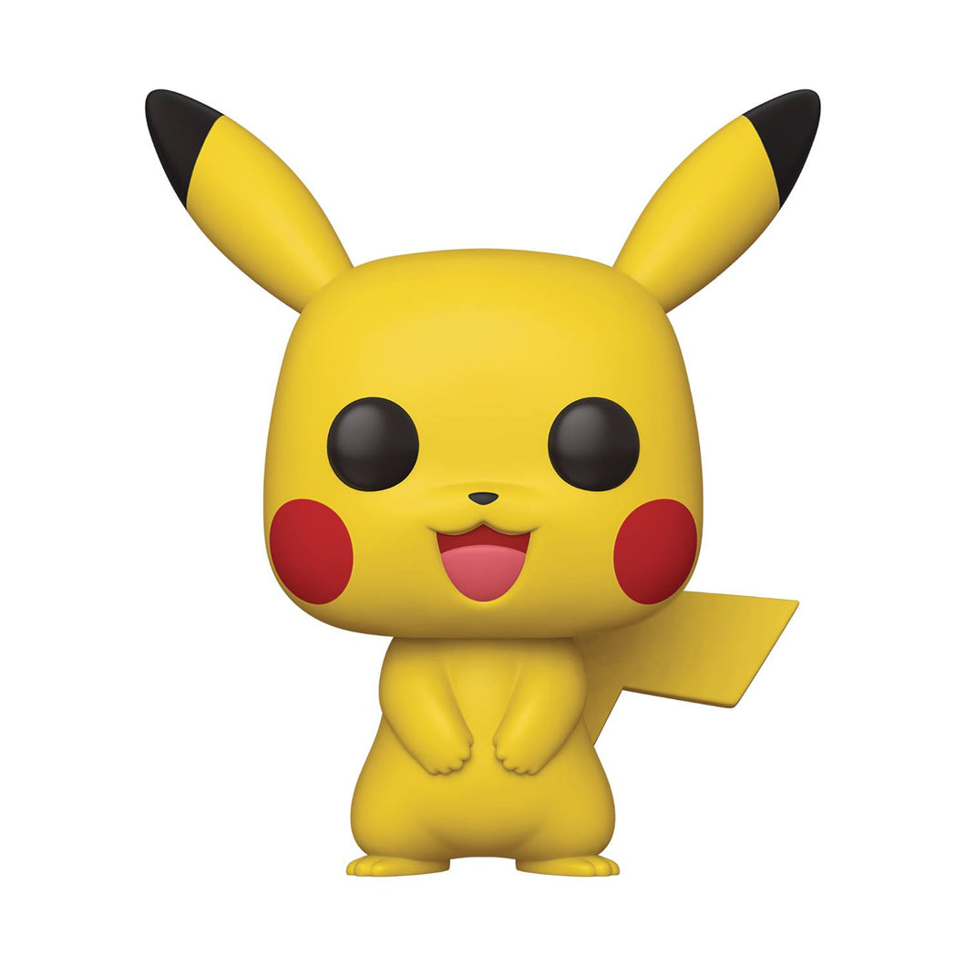 POP GAMES 18IN PIKACHU VINYL FIGURE (the GIANT one in our Window)
