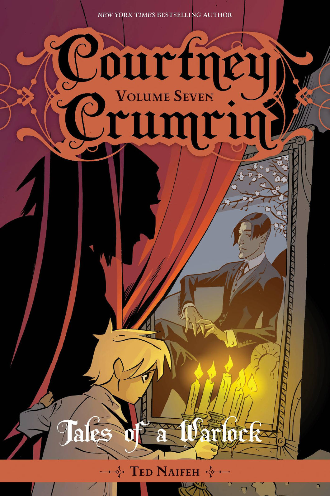 COURTNEY CRUMRIN: TALES OF A WARLOCK VOL 7 TPB