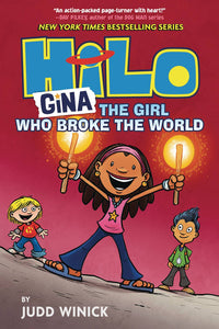 HILO: GINA the GIRL WHO BROKE THE WORLD VOL 07 HC