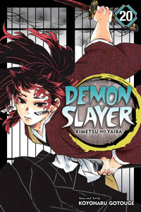 DEMON SLAYER KIMETSU NO YAIBA MANGA TPB VOL 20