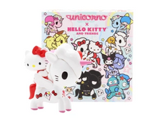 Load image into Gallery viewer, Unicorno x Hello Kitty and Friends Blind Box