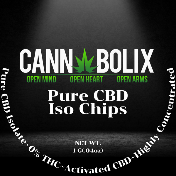 Pure CBD ISO Chips