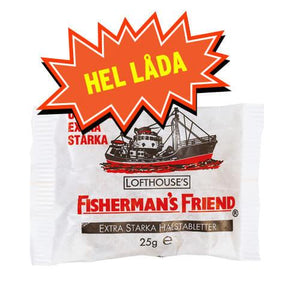 FISHERMANS FRIEND ORIGINAL VIT - 24 st - Candify.se