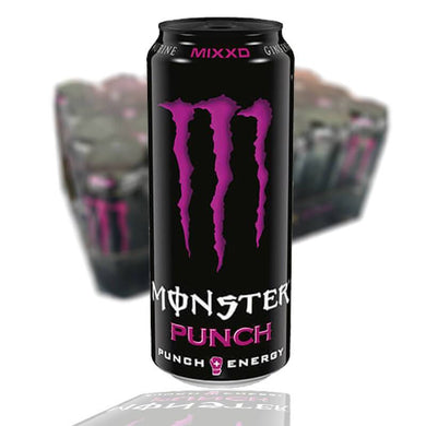 Monster Mixed Punch 50 cl x 24 st (ink pant) - Candify.se