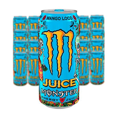 Monster Mango Loco - 24 st x 50 cl (ink pant) - Candify.se