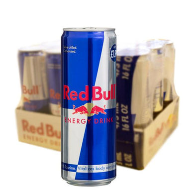 RED BULL ORIGINAL 47.3 cl x 12 st (ink pant) - Candify.se