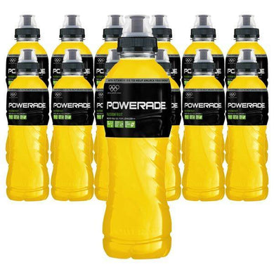 Powerade Passionsfrukt 50cl - 12st (ink pant) - Candify.se
