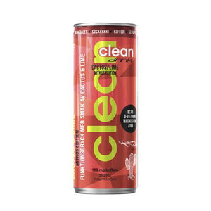 CLEAN DRINK MITKUS EDITION - 33CL - Candify.se