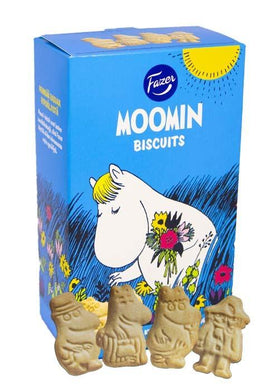 Moomin Biscuit Fazer 175g - Candify.se