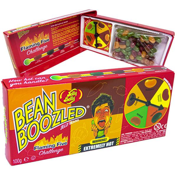 Bean Boozled Flaming Gift Box 100g - Candify.se