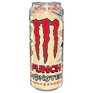 Monster - Pacific Punch 50 cl (inkl pant)