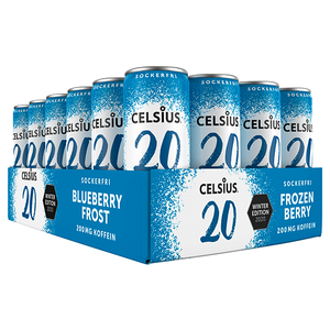 CELSIUS BLUEBERRY FROST 24st (ink pant)