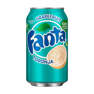 Fanta Toronja Grapefruit 33.5 cl (ink pant)