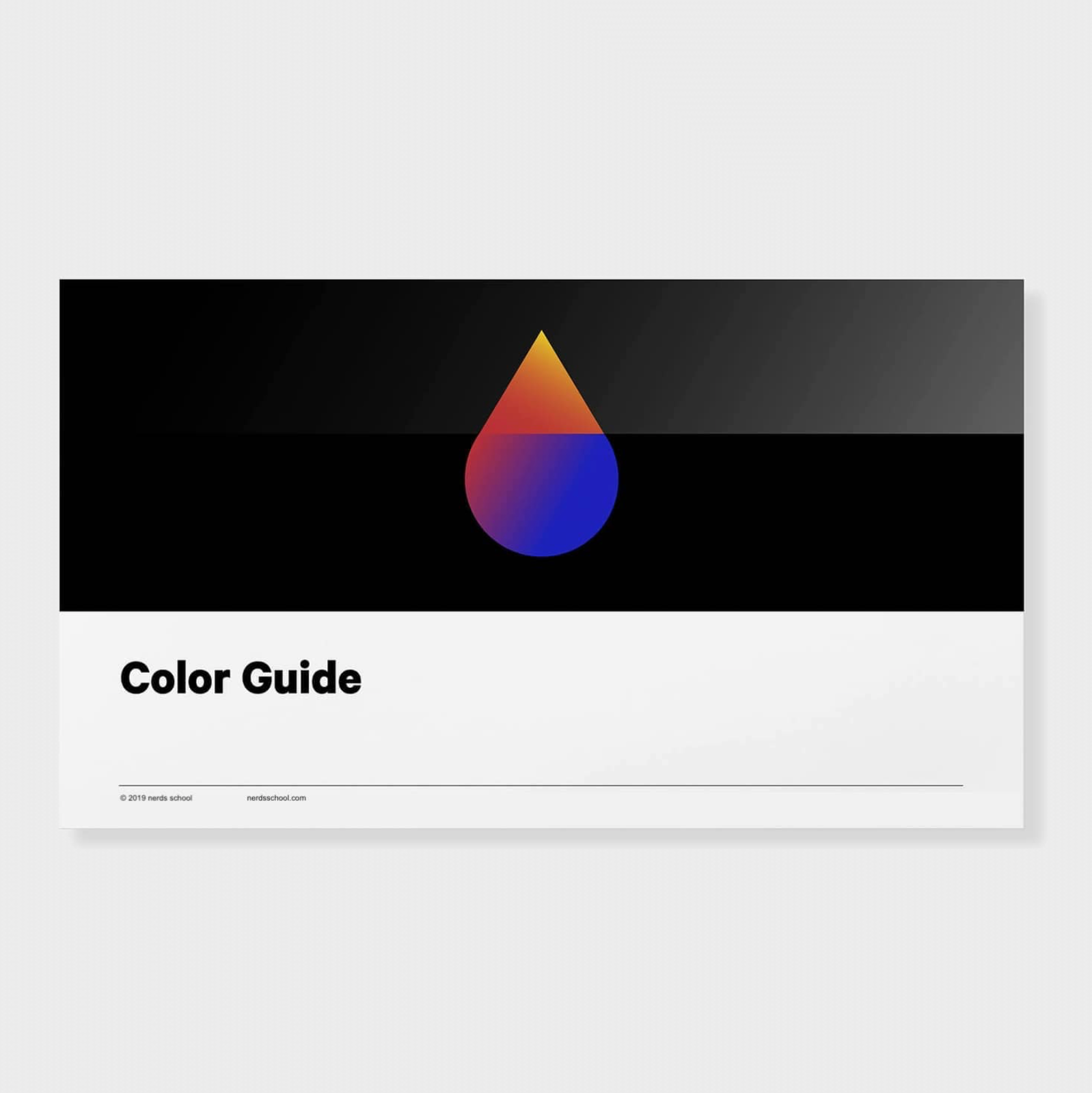 Free Color Resource Guide, Branding color booklet, Free branding color booklet.