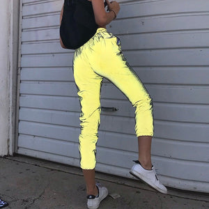 Ankle Length Reflective Pants