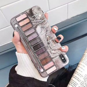 Phone Case With Makeup Kit