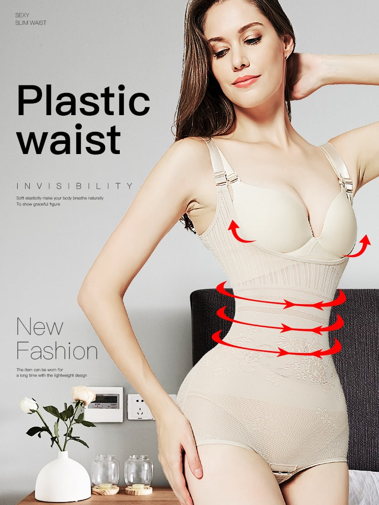 Body Shapewear Corset Slimming Belly & Butt Lifter