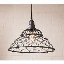 Load image into Gallery viewer, SKU: K14-48SM Loft Cage Pendant Light in Smokey Black ET - renaissance Lighting