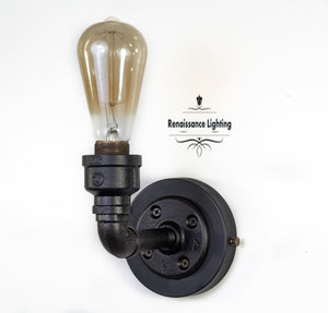 Renaissance Lighting Vintage industrial sconce RAL 1 - renaissance Lighting