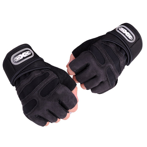 Workout Gloves (Men's) - Burn The Fats