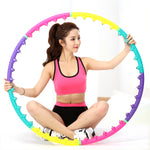 Massage Fitness Hula Hoops - Burn The Fats