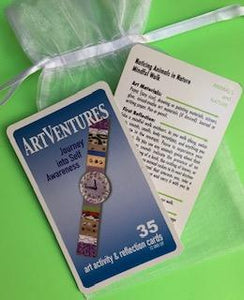 ArtVentures: Art Activity and Reflection Cards