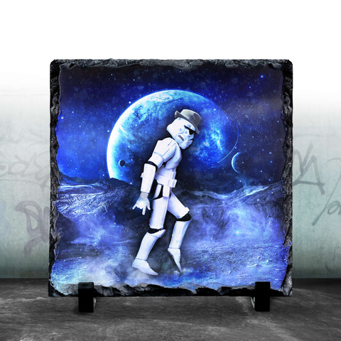 Moonwalker - Custom Photo Slate SOUTH WEST SLATES