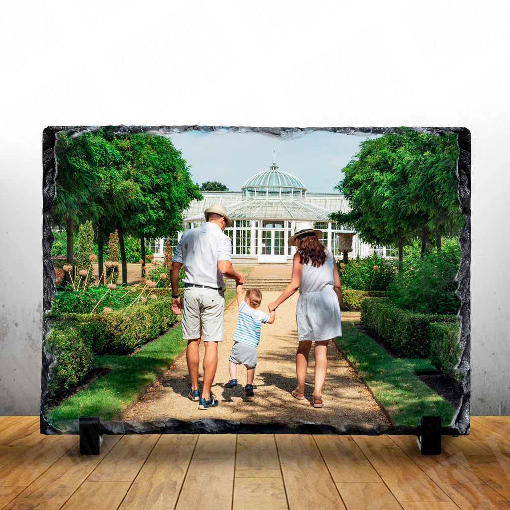 Personalised Photo Slates - 30x20cm - Landscape