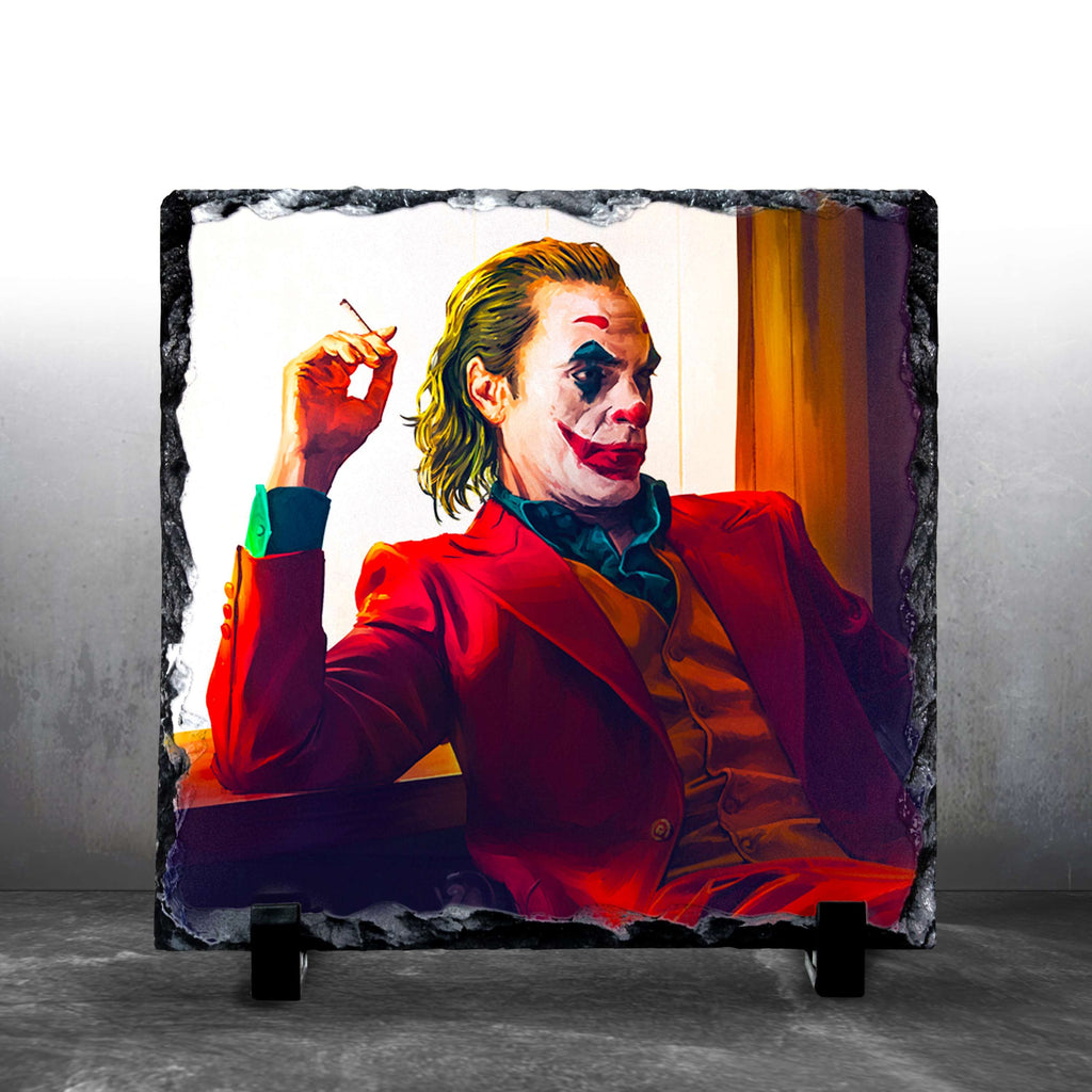 JOKER - You Get What You Deserve - Custom Photo Slate