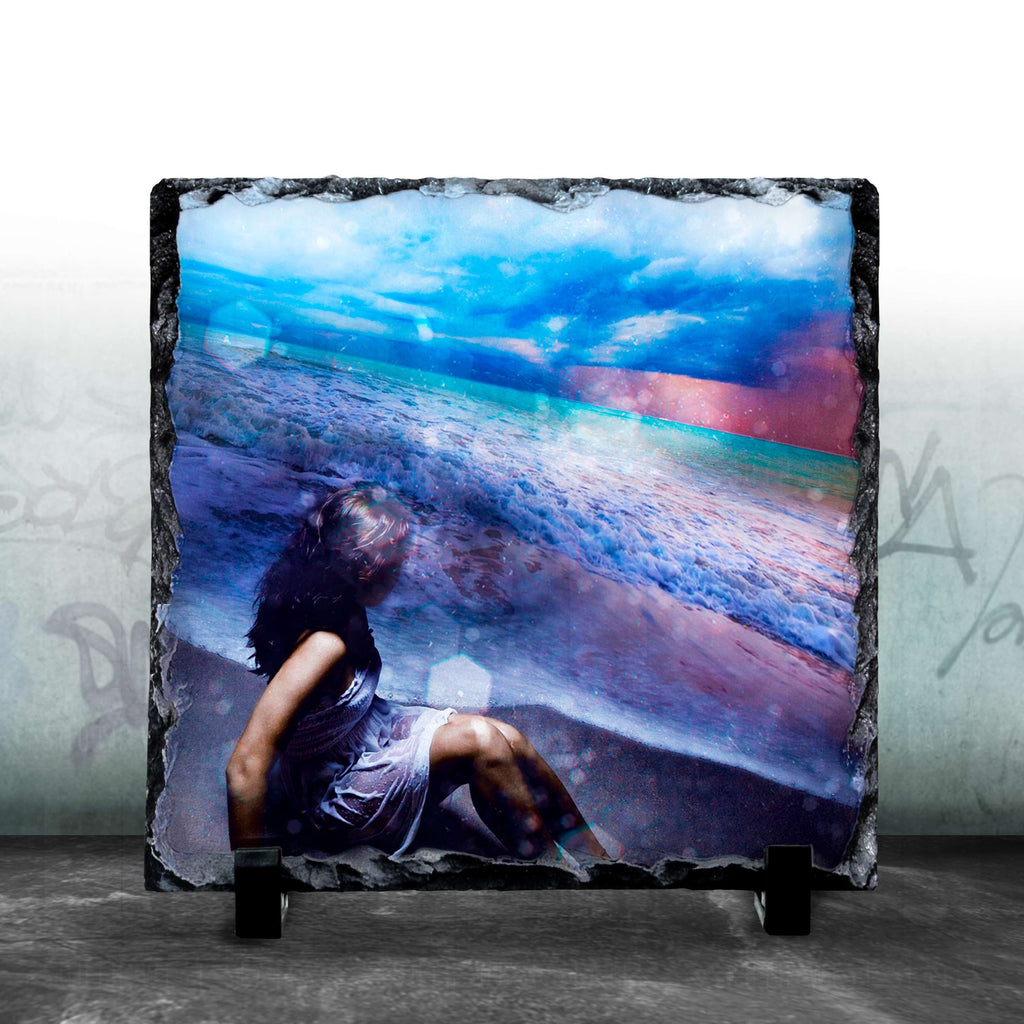 The Dream - Custom Photo Slate