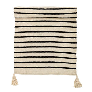 "Striped Rug Runner 94-1/2""L x 27-1/2""W"