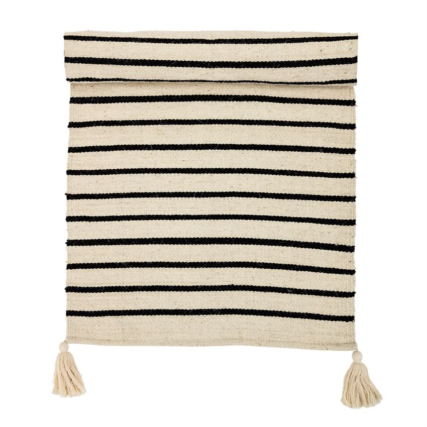 Striped Rug Runner 94-1/2