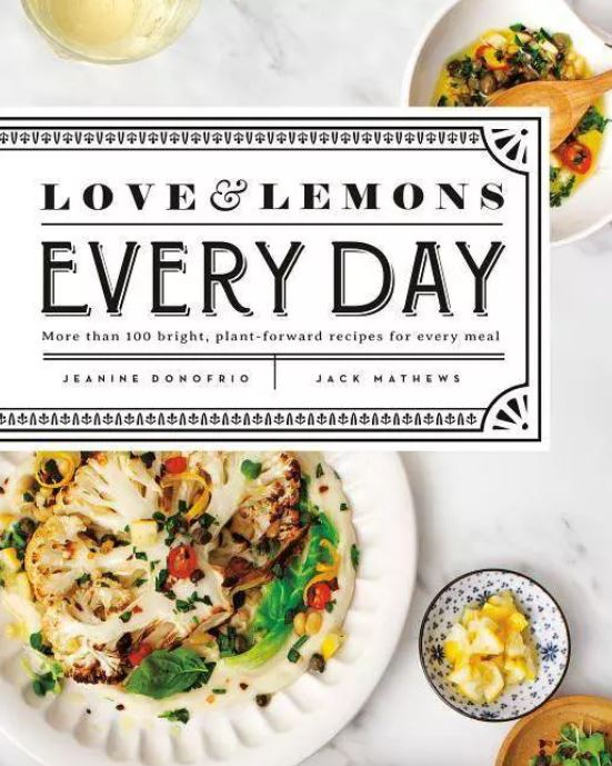 Love and Lemons Every Day Book