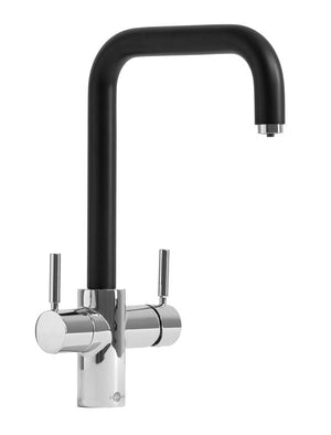 Insinkerator Uso MultiTap System - Black & Chrome