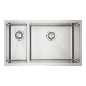 Mercer DV208-L Sink - Worcester 200 x 400mm + 500 x 400mm