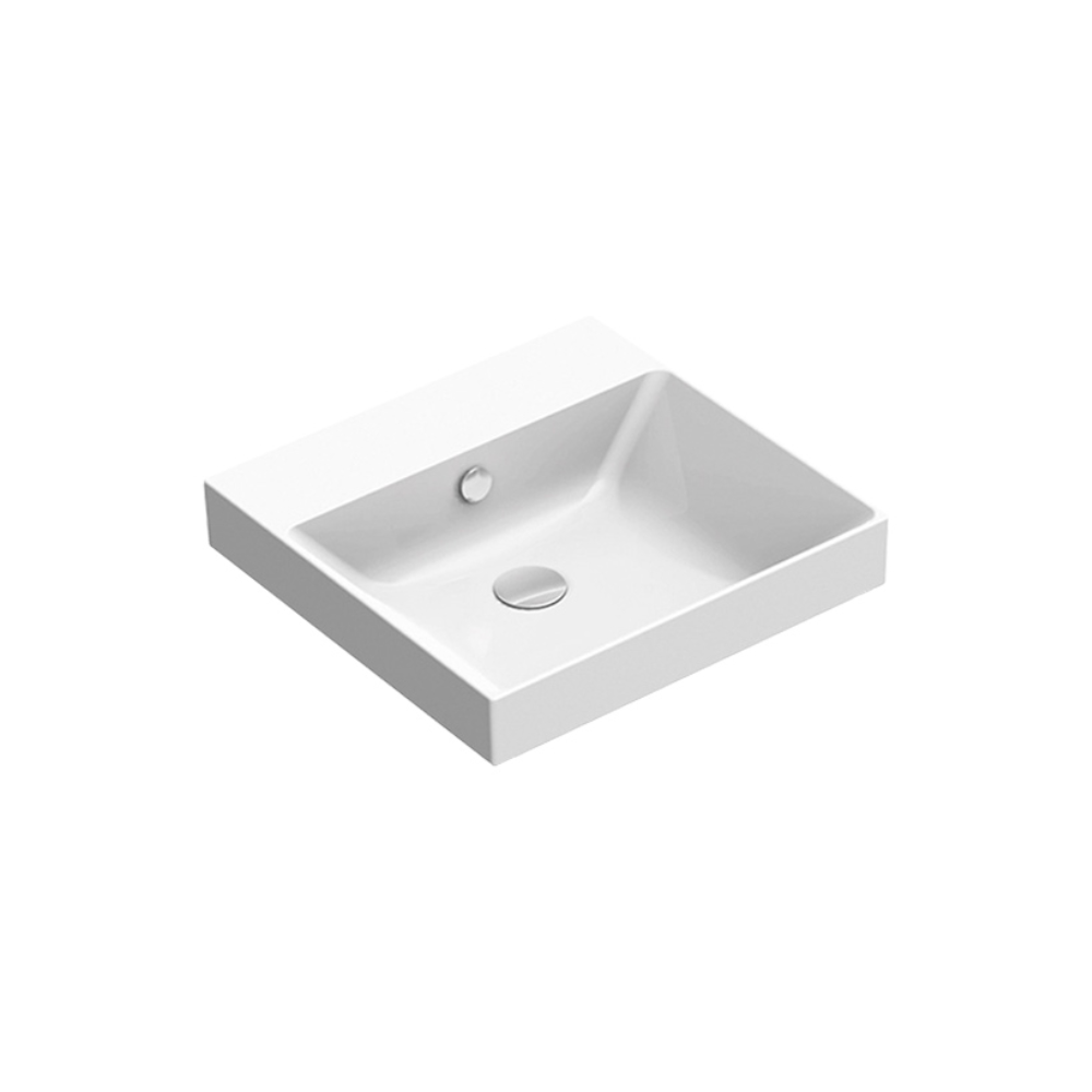 Zero 50 Basin - Gloss White