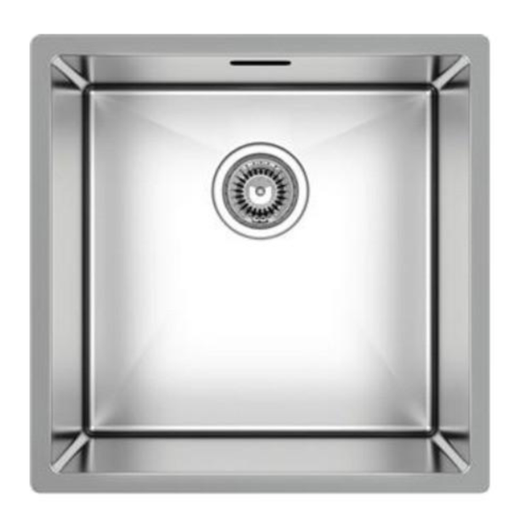 Burns & Ferrall Designer R10 Sink - 400 x 400mm
