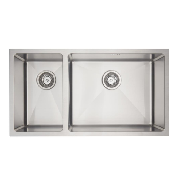 Mercer DV202-L Sink - Burlington 250 x 400mm + 500 x 400mm