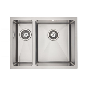 Mercer DV203-L Sink - Brighton 170 x 400mm + 340 x 400mm