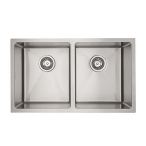 Mercer DV206 Sink - Lancaster 340 x 400mm + 340 x 400mm
