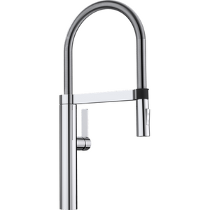 Blanco Culina S Kitchen Mixer with Designer Spray - Chrome