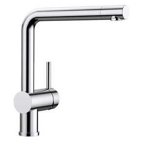 Blanco Linus Kitchen Mixer - Chrome