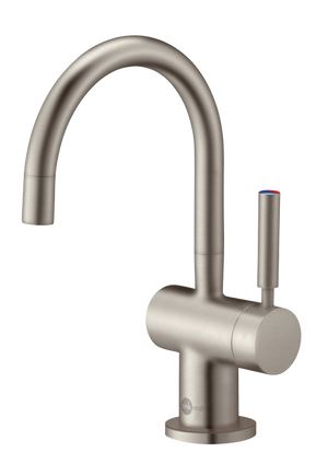 Insinkerator Instant Hot & Cold Tap - Brushed Steel