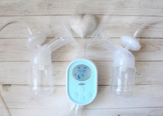 Introducing the Pumpables Milk Genie Breast Pump – Closed System, Lithium Battery & More