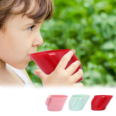 Toddler Slanted Training Cup