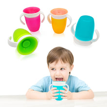 Load image into Gallery viewer, Spill-Proof Toddler Cup