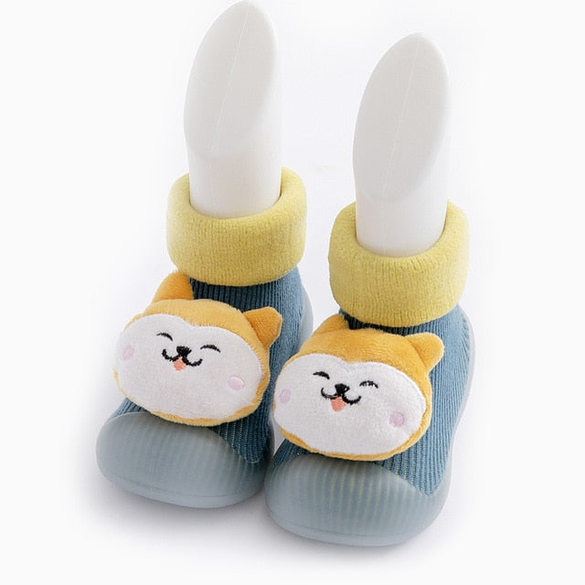Baby Toddler First Walking Sock Shoes