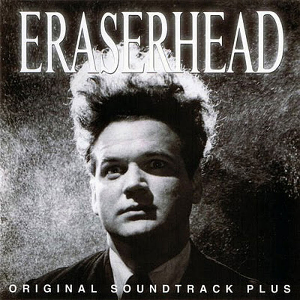 Eraserhead: Original Soundtrack Recording (CD)