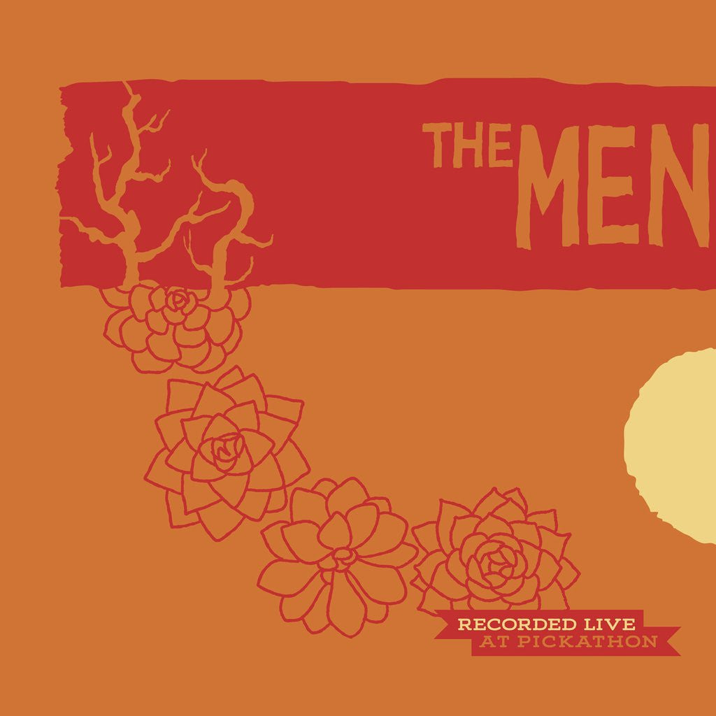 The Men / Woods Live at Pickathon LP