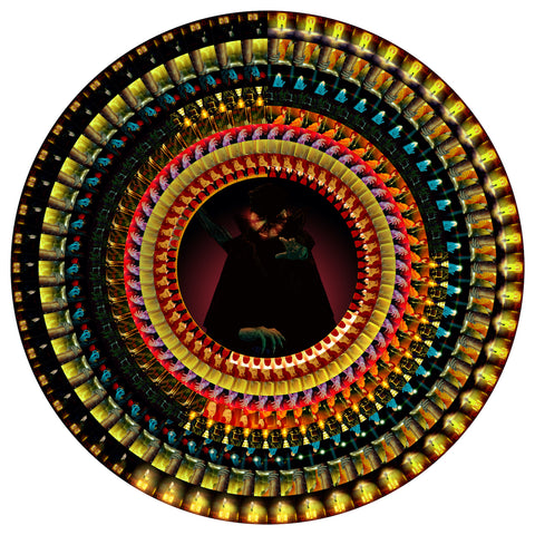 """Alive After Death"" Zoetrope Slipmat"